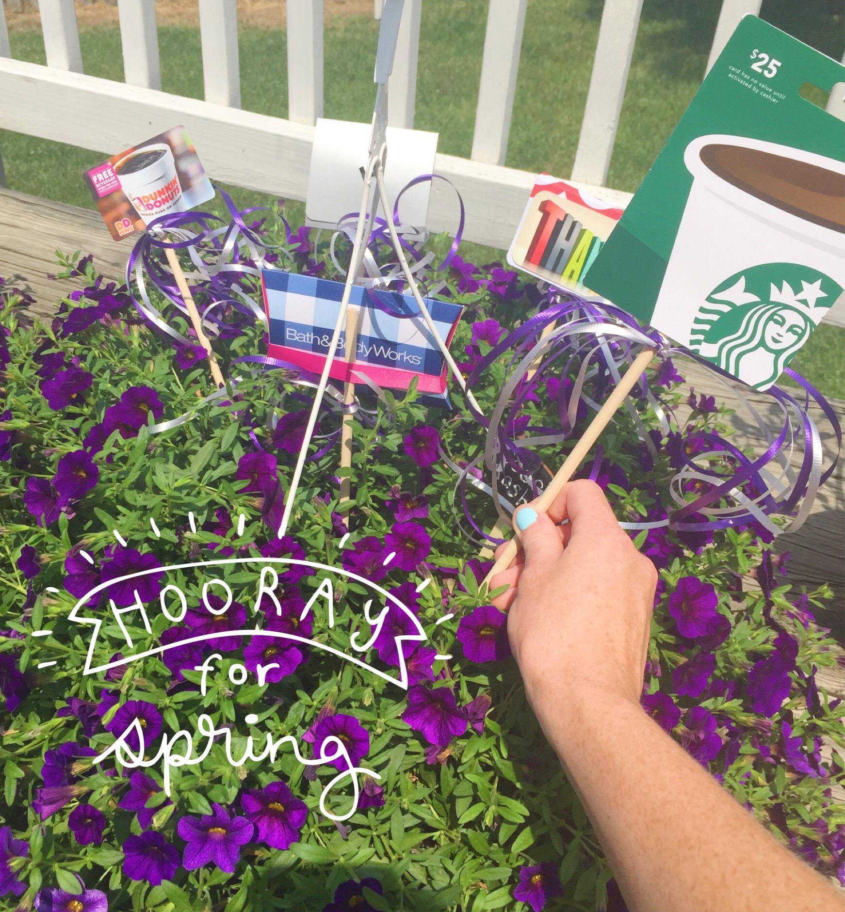 Diy Giftcard Bouquet
